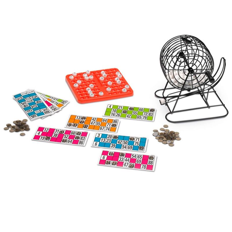 Bingo-Lotto-Metal