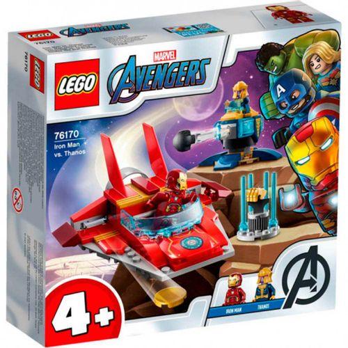 Lego Heroes Marvel Iron Man vs. Thanos