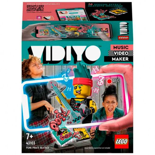 Lego Vidiyo Punk Pirate BeatBox