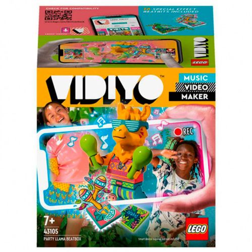 Lego Vidiyo Party Llama BeatBox
