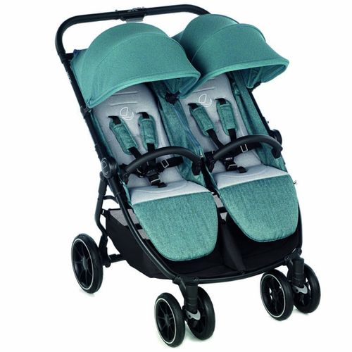Silla gemelar Twinlink Mild blue
