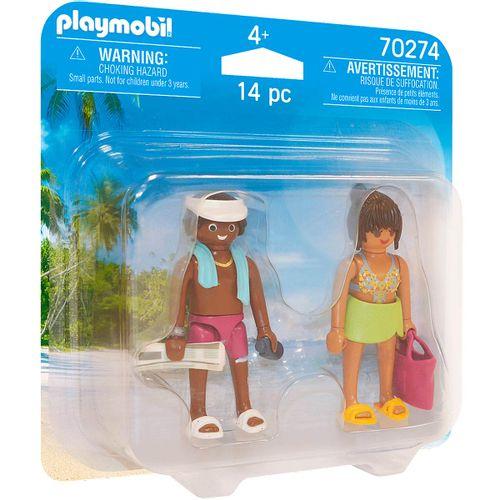 Playmobil Pack Pareja de Vacaciones