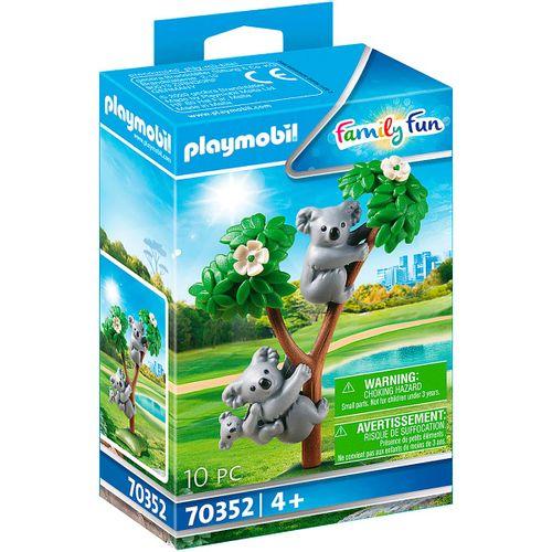 Playmobil Family Fun Koalas con Bebé