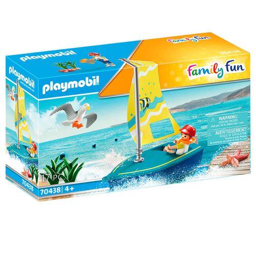 Playmobil Family Fun Velero