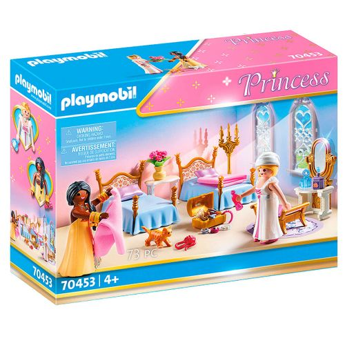 Playmobil Princess Dormitorio Real