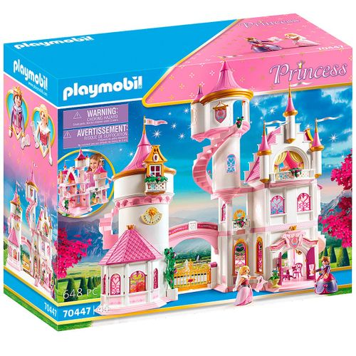 Playmobil Princess Gran Castillo de Princesas