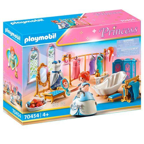 Playmobil Princess Vestidor con Bañera