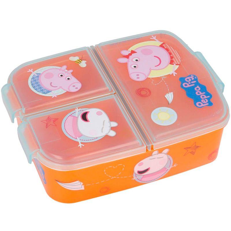 Peppa-Pig-Sandwichera-Multiple