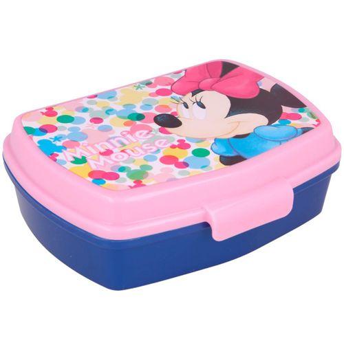 Minnie Mouse Sandwichera Rectangular