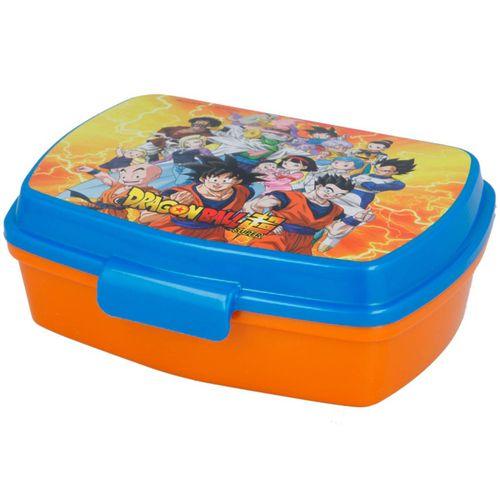 Dragon Ball Sandwichera Rectangular