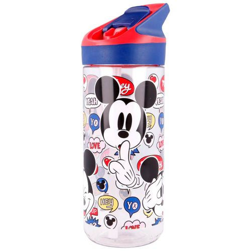 Mickey Mouse Botella Tritan 620 ml