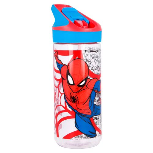 Spiderman Botella Tritan 620 ml