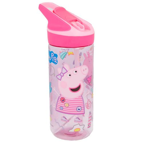 Peppa Pig Botella Tritan 620 ml