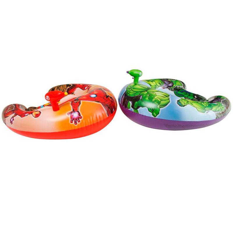 Los-Vengadores-Smash---Plash-Flotadores
