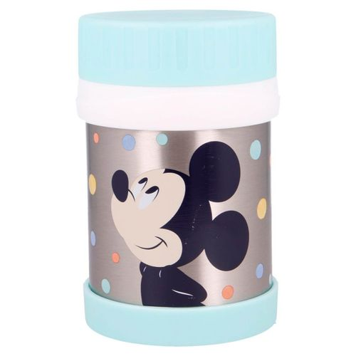Mickey Mouse Termo Acero Inoxidable 280 ml