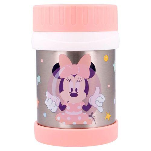 Minnie Mouse Termo Acero Inoxidable 280 ml