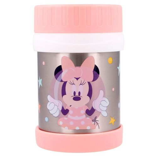 Minnie Mouse Termo Acero Inoxidable 280 ml