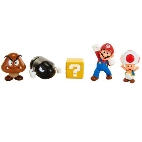 Super Mario Playset Mundo