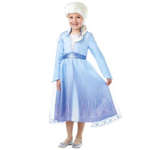 Frozen 2 Elsa Disfraz en Caja