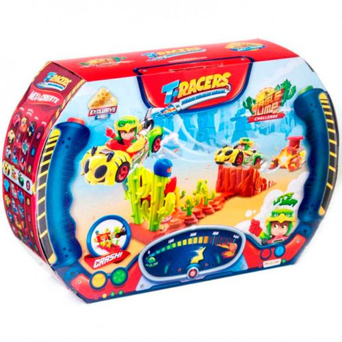 T-Racers Playset Eagle Jump Challenge