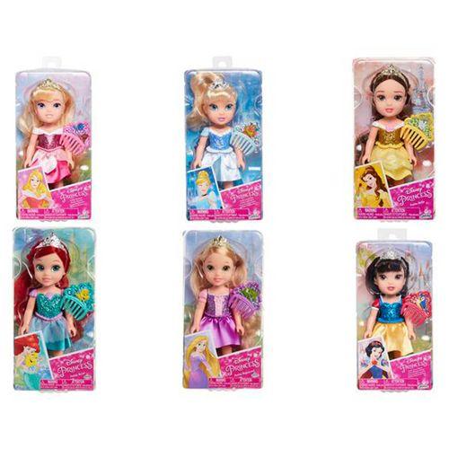 Princesas Disney Mini Muñeca Surtida