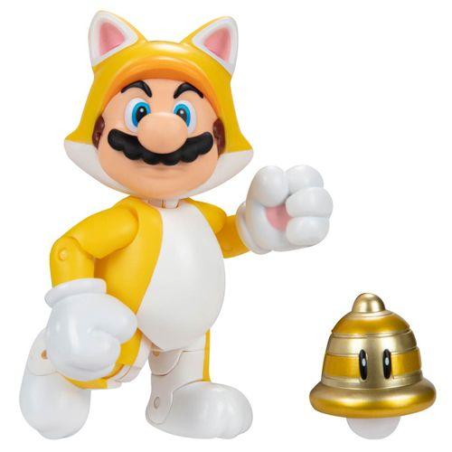 Super Mario Figura Mario Gato