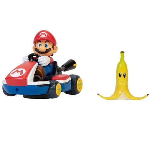 Mario Kart Megagiros con Banana