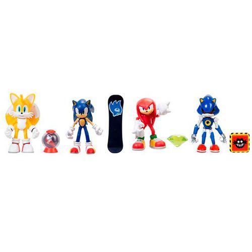 Sonic Figura con Accesorios Surtida