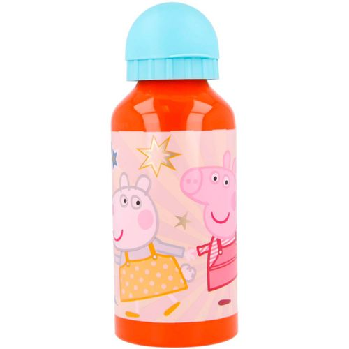 Peppa Pig Botella Aluminio 400 ml