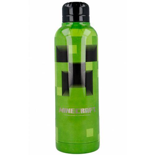 Minecraft Botella Termo Acero Inoxidable 515 ml