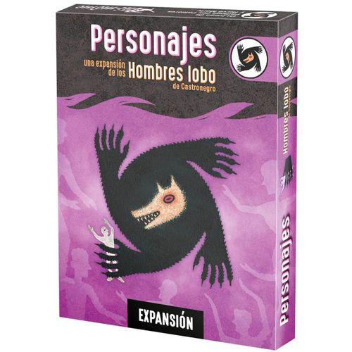 Los Hombres Lobo Castronegro: Expansión Personajes