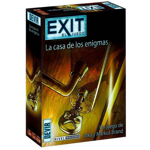 Exit 12 La Casa de los Enigmas