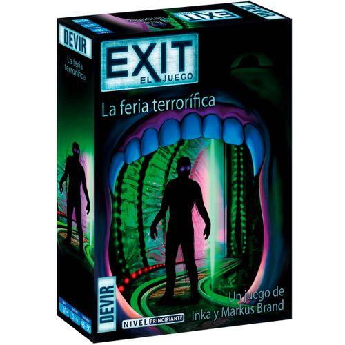 Exit 13 La Feria Terrorífica