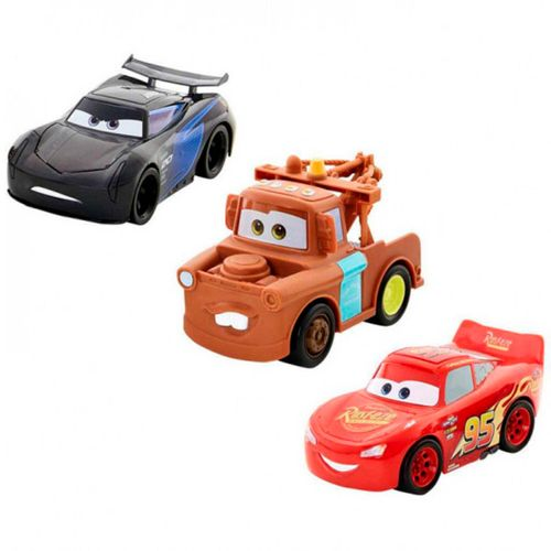Cars Vehículo Parlanchín Surtido