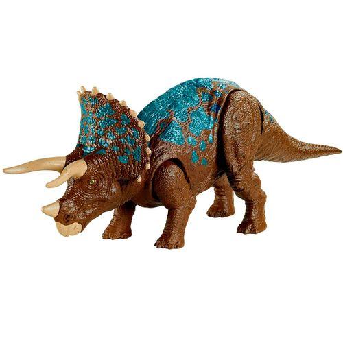 Jurassic World Ruge y Ataca Dinosaurio Triceratops