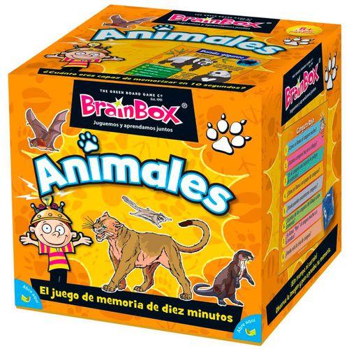 Brain Box: Animales