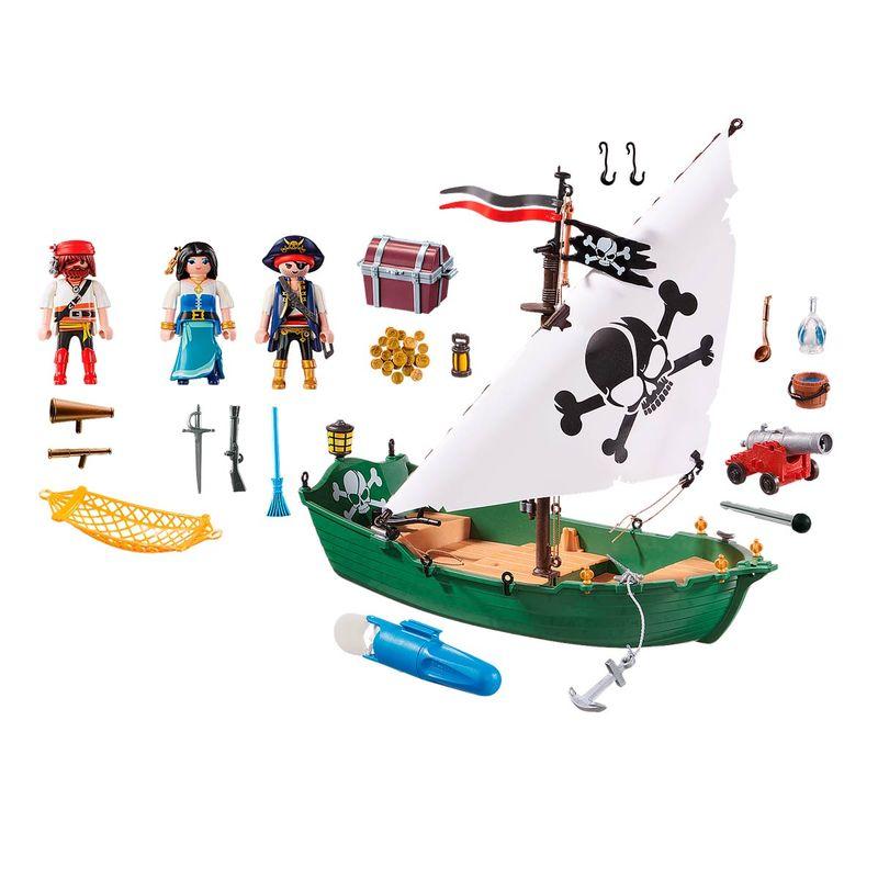 Playmobil-Pirates-Barco-Pirata-con-Motor-Submarino_1