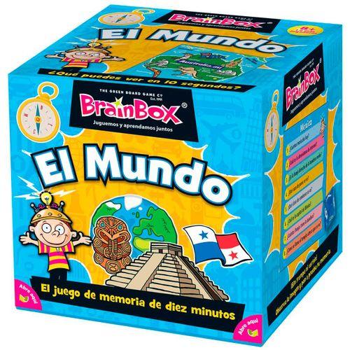 Brain Box: El Mundo