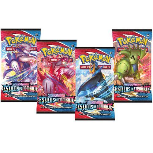 Pokémon Espada y Escudo 5. Sobre Sorpresa