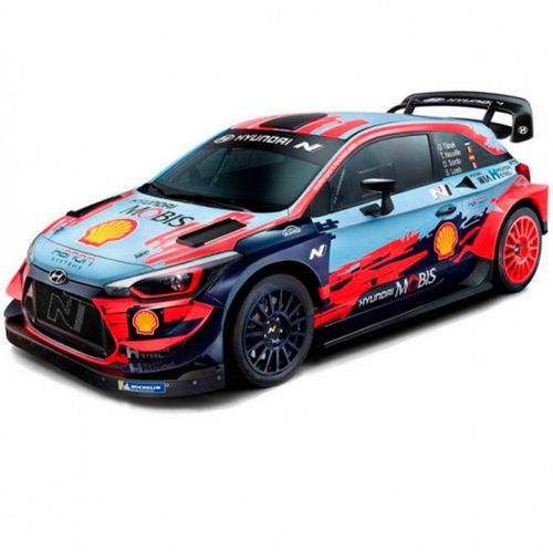 Hyundai I20 Coupe WRC 1:16 R/C