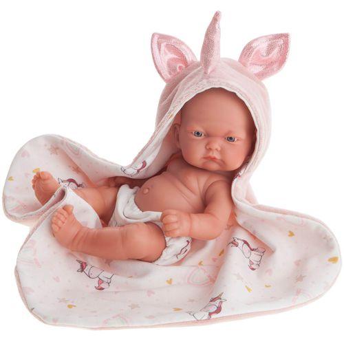 Muñeca Bebé Pitu Unicornio