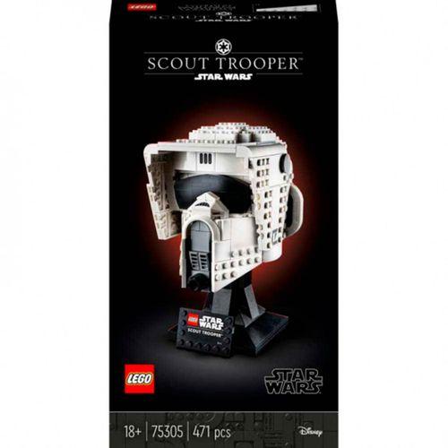 Lego Star Wars Casco de Soldado Explorador
