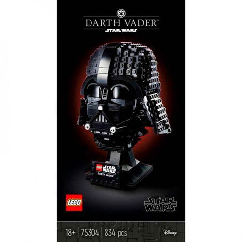 Lego Star Wars Casco de Darth Vader