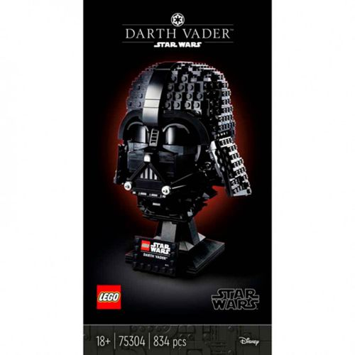 Lego Star Wars Casco de Darth Vader
