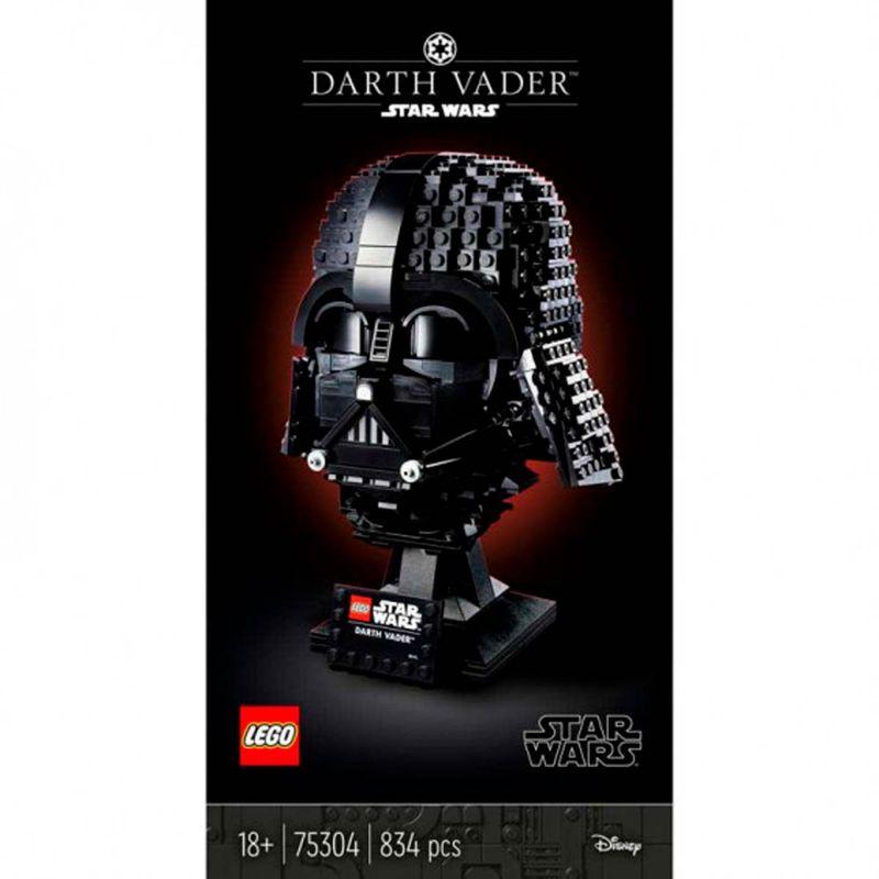 Lego-Star-Wars-Casco-de-Darth-Vader