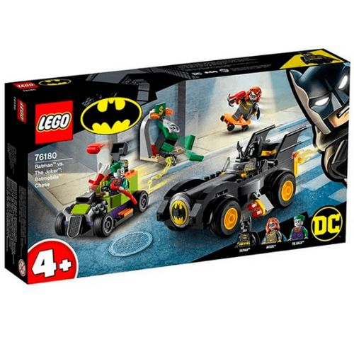Lego Heroes Batman vs. The Joker: Persecución