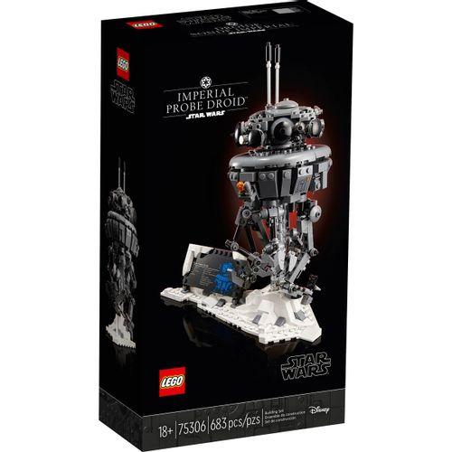 Lego Star Wars Droide Sonda Imperial