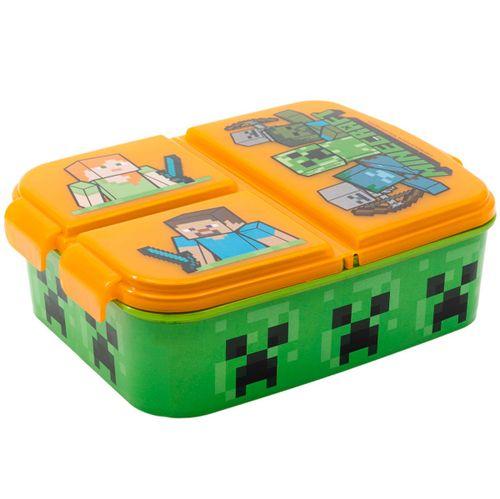 Minecraft Sandwichera Multiple