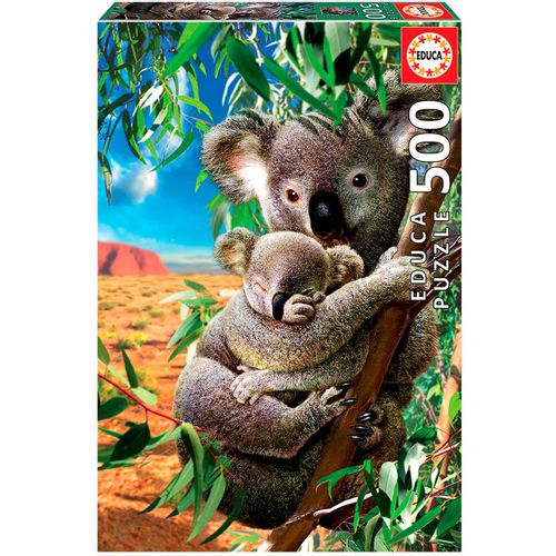 Koala Puzzle 500 Piezas