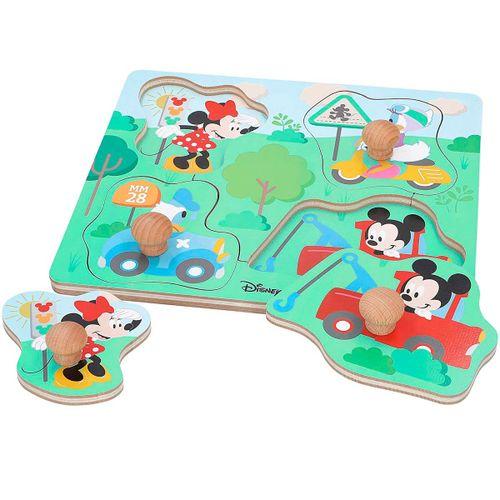 Disney Puzzle de Madera